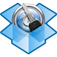 1P in Dropbox icon